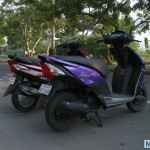 Honda Dio vs Yamaha Ray (12)