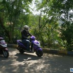 Honda Dio vs Yamaha Ray (2)