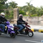 Honda Dio vs Yamaha Ray (32)