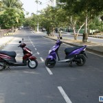 Honda Dio vs Yamaha Ray (5)