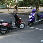 Honda Dio vs Yamaha Ray (6)