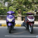 Honda Dio vs Yamaha Ray (7)