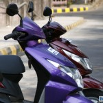 Honda Dio vs Yamaha Ray (9)