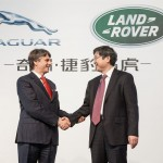 Chery and JLR form a JV for Chinese Car Market
