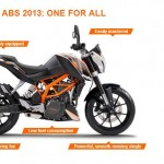 KTM India Website: KTM 390 Duke ABS Coming Soon to India