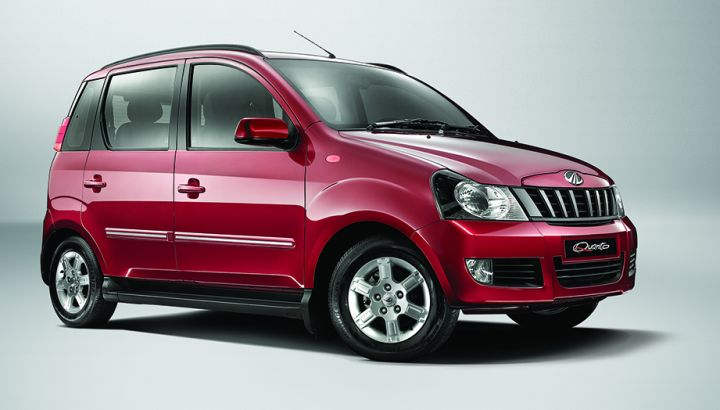 Mahindra's Quanto registers over 10,000 bookings in its first two months