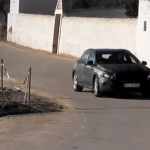 VIDEO: Mercedes Benz GLA Class Caught Testing