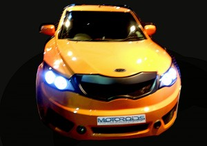 Maruti Swift Customized