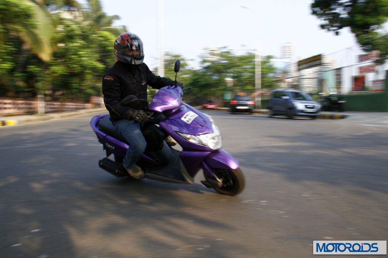 Honda Dio Green Images New Honda Dio Review Images