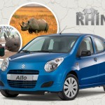 Suzuki Alto Rhino Launched in Netherlands