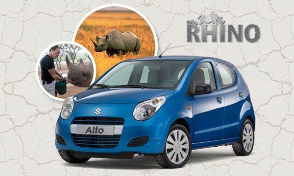 Suzuki Alto Rhino Launched in Netherlands