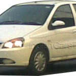 Tata Indigo eCS Facelift Spotted
