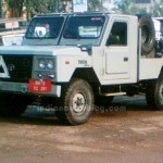 Tata Light Specialist Vehicle 4×4 Caught Testing