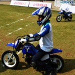 Yamaha organizes Safe Riding Science Programme