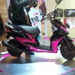 Yamaha India to Launch a 125cc Automatic Scooter in 2013