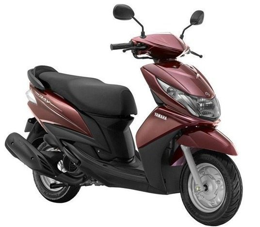 Yamaha sales up by 5% in October 2012, thanks to Ray scooter
