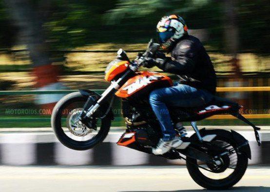 RaceDynamics launches Piggyback ECU for KTM Duke 200