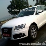 2013 Audi Q5 Facelift to be Launched tomorrow