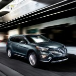 2013 Hyundai Santa Fe India Launch in mid 2013