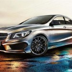 Mercedes Benz CLA: Official pictures surface ahead of Detroit unveiling