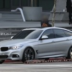 Image Gallery: 2014 BMW 3 Series GT Caught Undisguised