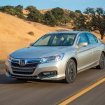 Honda Accord Plug-in Hybrid to go on sale in 2014