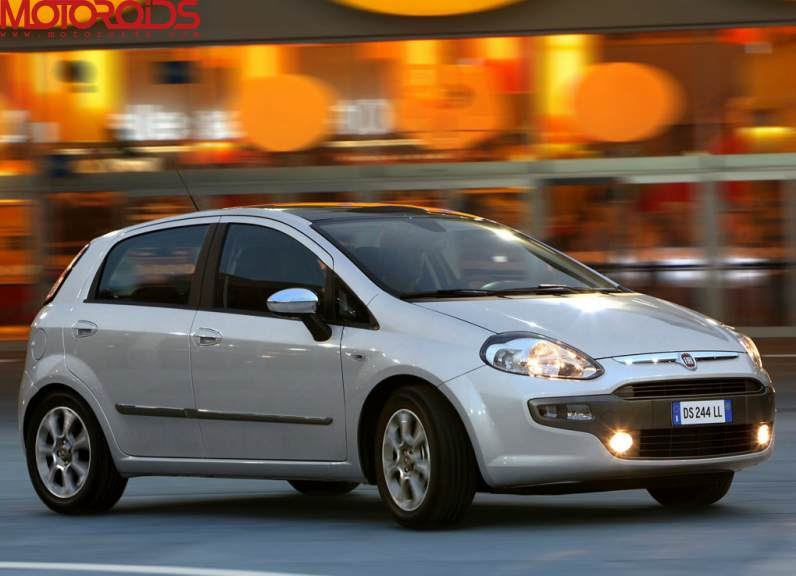 2015 Fiat Punto to be named the Pandona