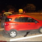 Early 2013 Launch for Ford EcoSport. Caught Testing
