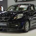 Honda Brio Amaze Modulo Kit showcased at Thai Motor Expo