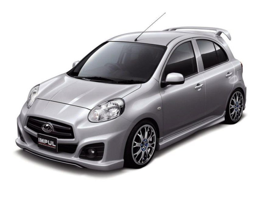 Nissan Micra Impul is a Good Girl Gone Bad