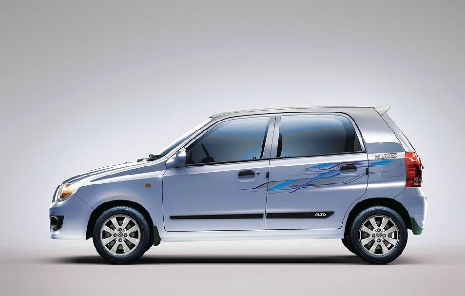 Maruti Suzuki launches Alto K10 Knightracer