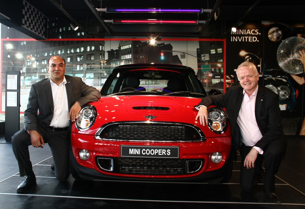 MINI Opens Dealership in Hyderabad