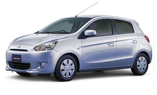 Mitsubishi Mirage NOT coming to India