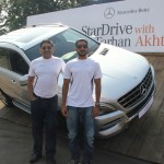 Mercedes Benz India Star Drive Finale at Mumbai