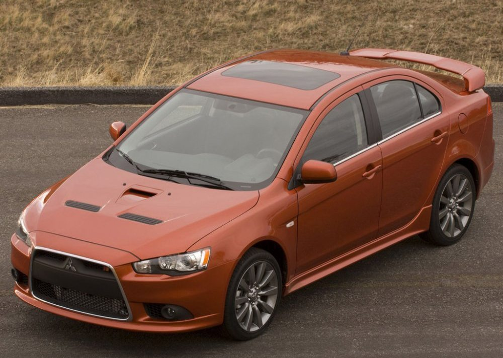 The Lancer has always been a personal favourite and it is since some