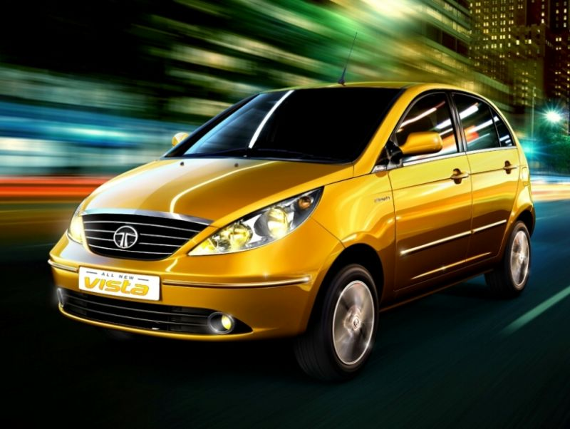 Tata Vista 90 HP Launched @ INR 5.74 lakhs