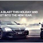 Happy New Year…BMW style!