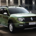Renault Duster Facelift to be launched in Early 2014