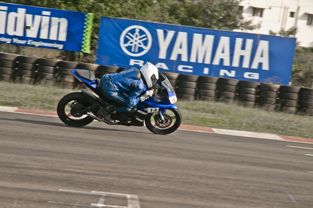 Yamaha YZF-R15 One Make Race Championship 2012 Concludes at Madras