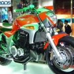 TVS Developing 180cc+ bike. 2014 Launch