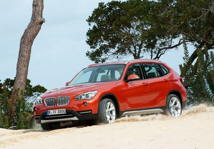2013 BMW X1 Facelift India Launch on February 14