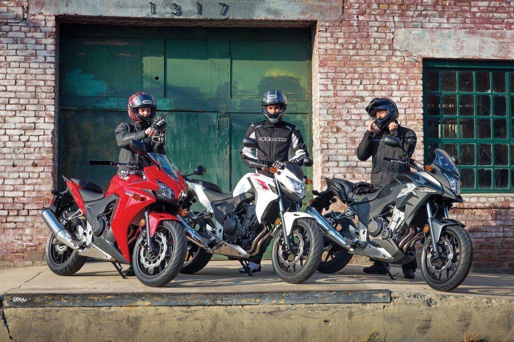 Price of the Pulsar 375, KTM Duke 390 and Honda CB 500
