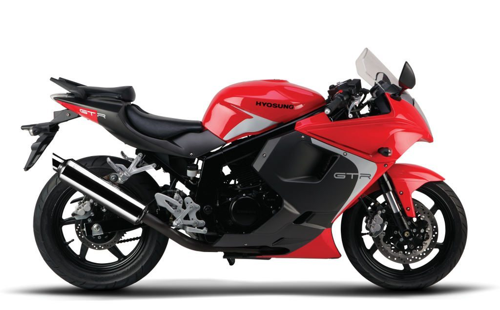 2013 Hyosung GT650R Launched in India @ INR 4.79 Lakhs