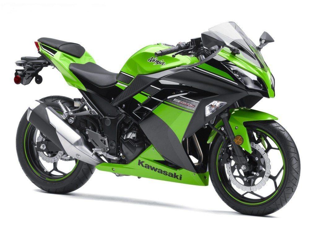 2013 Kawasaki Ninja 300R