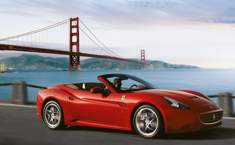 2014 Ferrari California to employ a twin turbo V8