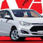 2014 Ford Figo to be Unveiled in Late 2013