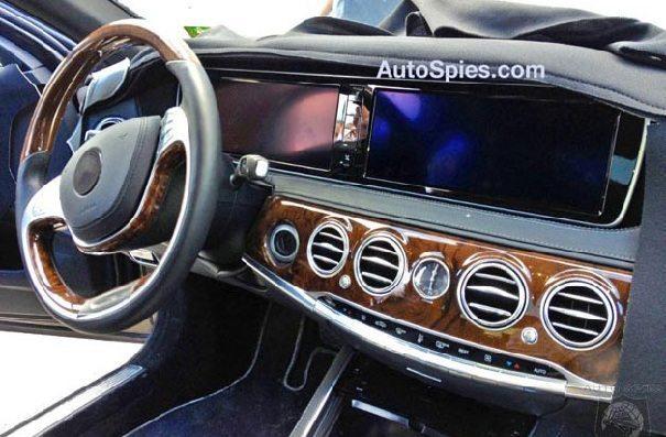 Mercedes-Benz S-Class 2014 Interior