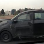 2014 Suzuki Alto Caught Testing