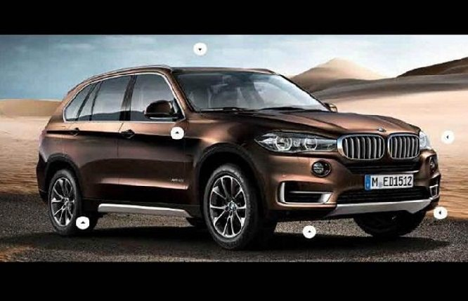 All New 2014 BMW X5 Images Leaked !!