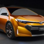 Is the Furia Concept the 2014 Toyota Corolla?